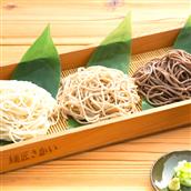 【2020山形産直市】数量限定!山形特選蕎麦セット(乾麺)/山形県