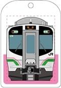 トレインキーホルダー 仙台地区 E721系1000番台