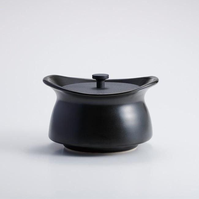 best pot mini ブラック 【直火対応】【送料無料】【IH非対応】