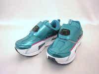 【送料無料】 プラレール スニーカー 17cm (マジックテープ式)【E5系 新幹線はやぶさ 靴】