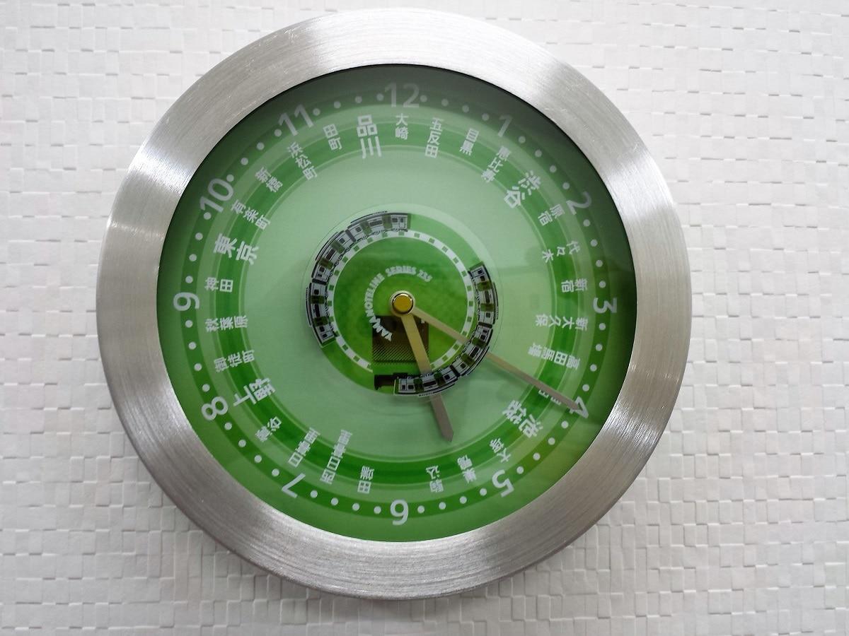 【送料無料】 E235系山手線 壁掛け(かべかけ)時計【2020冬ギフト】